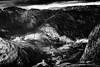 Mountain range (Arvydas Gasparavicius) Tags: mountains norway blackandwhite nikon 1855 preikestolen kjerag europe orton
