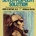 Ballantine Books 24550  Nicholas Meyer  The SevenPerCent Solution