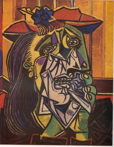 Picasso - Cubism 1937 by oddsock, on Flickr