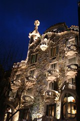 Casa Batllo (ferran pestaa) Tags: barcelona gaud casabatll