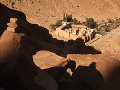 early morning at St. Katherine's (phool 4  XC) Tags: egypt christian monastery orthodox orthodoxchristian sinai  stkatherines  phool4xc