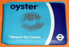 Oystercard wallet