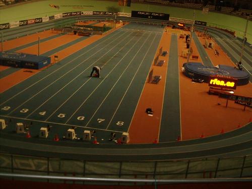 Fases de una carrera de atletismo (II): La salida