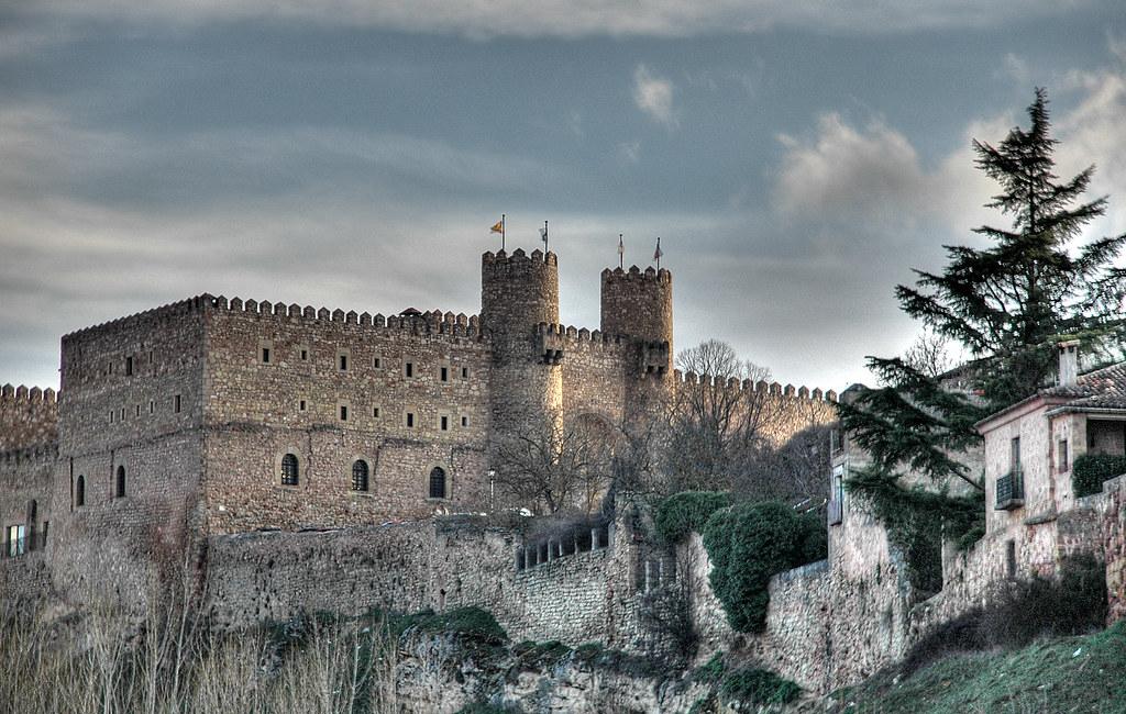 Photo de Castille La Manche n°7. Le château de Siguenza