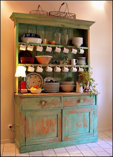 Kitchen Dresser Hutches On Pinterest Credenzas