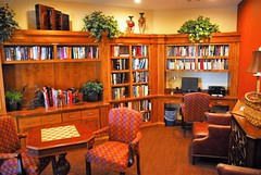 20161214  Library (lasertrimman) Tags: 20161214 wooddale village retirement community wooddalevillageretirementcommunity suncity az library ruth
