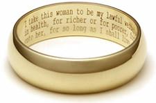 wedding vow female