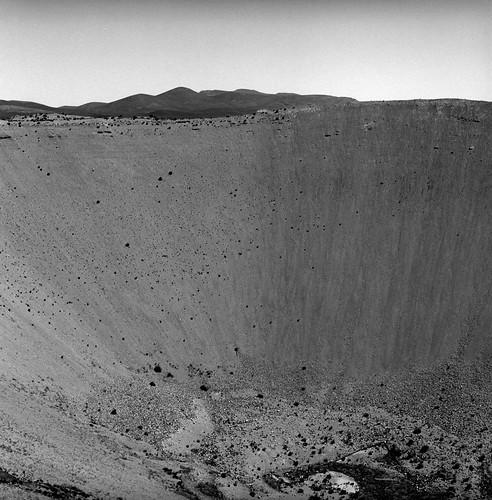 Sedan Crater