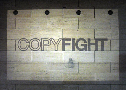 Copyfight by Antonio Pardo.