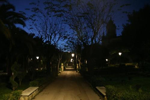Public Gardens, Ragusa Ibla