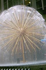 Foutain (BDegan) Tags: nyc foutain ball water 35mm fujisuperia400