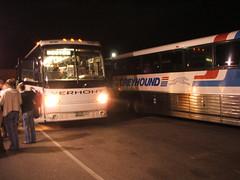 Greyhound/Vermont Transit Bus @ Burlington, VT ((^_~) [MARK'N MARKUS] (~_^)) Tags: greyhound bus burlington motorcoach mci pr1 1000v g4500 fv1 top100220k