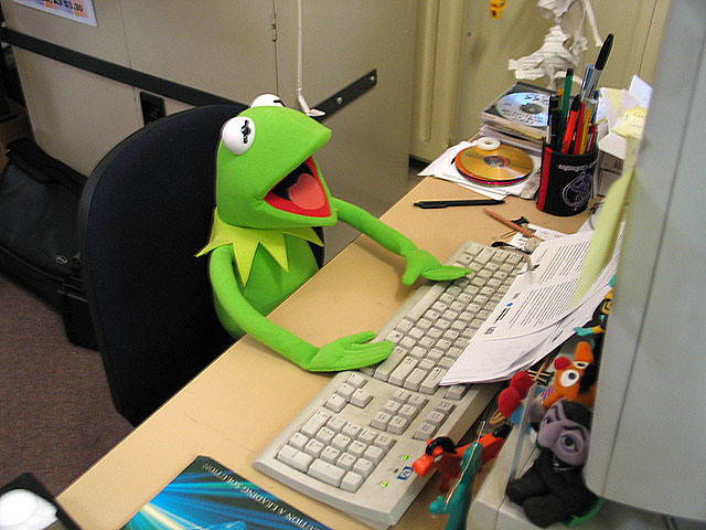 Kermit de Frog
