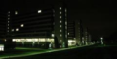 University of Bielefeld (powerbook.blog) Tags: lights night nacht germany bielefeld longexposure langzeitbelichtung universität university