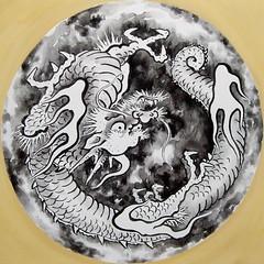 #928 dragon (龍) ceiling panel (2 of 2) (Nemo's great uncle) Tags: geotagged tokyo dragon panel ceiling squaredcircle 東京 ota senzokuike 龍 ohta tōkyō ōta 大田区 洗足池 interestingness378 i500 ōtaku flagcounter geo:lon=139691835 geo:lat=35601193