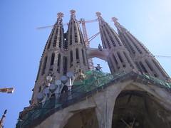Sagrada Familia (Janex & Alba) Tags: barcelona geotagged spain sagradafamilia barcellona catalua spagna gaud janex geo:lon=2142333 geo:lat=41385051