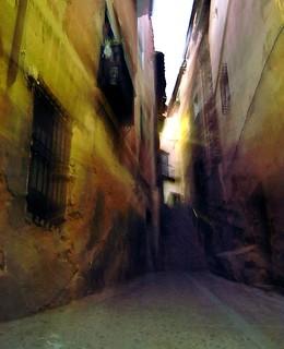 Toledo - Callejon del Diablo