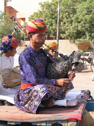 The pied piper of Jodhpur?