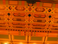 Border of Stage Ceiling (SNWEB.ORG Photography, LLC.) Tags: detroit music hall theater theatre wilson musichall cinerama wilsontheatre historic old architecture art broadway madison auditorium plaster ornate architect predepression preservationwayne theatretour theatertour theatretour2005 theaters building bldgs neat beautiful breathtaking variety show film mi mich michigan det 313 thed midwest city urban 3 1 usa motown motor motorcity themotorcity car town cityofdetroit detroitmichigan detroitmi detroitmich bigcity unitedstates photo photograph 1701 detroitcity automobile dtown