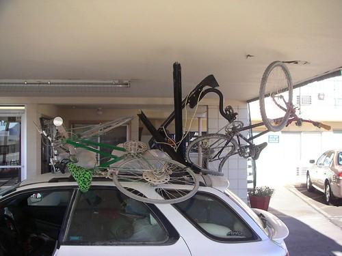 Roof Bars V Rear Mounted Rack 171 Singletrack Forum