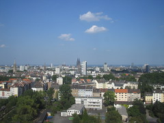 Cologne from above_2 (Julia Janen) Tags: kln cologne germany dom klnerdom panorama vonoben fromabove