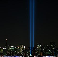 9/11 (adrianadesigner) Tags: lights 911 tributeoflight sept11 september11 tributeinlight nyc newyorkcity richmondcounty tribute september112005 sony dscf828 f828 adrianadasilva adriana dasilva