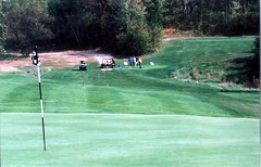 Local 310 teeing off (da53081) Tags: golf pinewoods harshaw wisconsin carpentersunion carpenters union