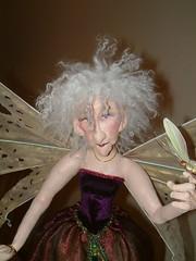 Fairy Godmother Close up