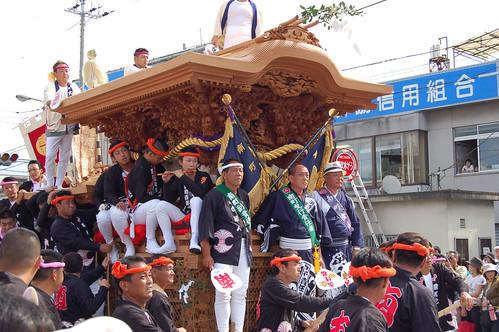 祭り : 岸和田だんじり祭り ...