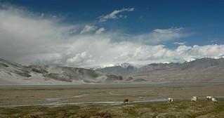 Karakorum Highway, Xinjiang