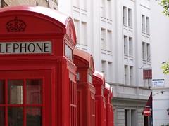 London phone boxes,OCD