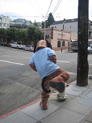 Ahem, Dogster? (freal) Tags: dogster potreo hill peeing fire hydrant