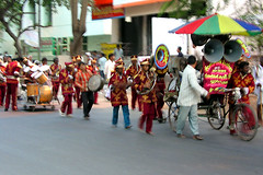 Guntur wedding marching band