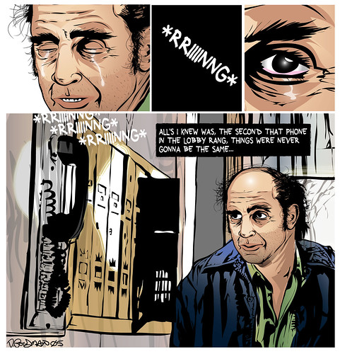 Harvey Pekar thing