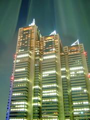 lace curtain (tamjpn) Tags: tokyo shinjuku night view light lace curtain hotel parkhyatt 100v10f topv333