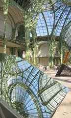 Reflections, Grand Palais, Paris