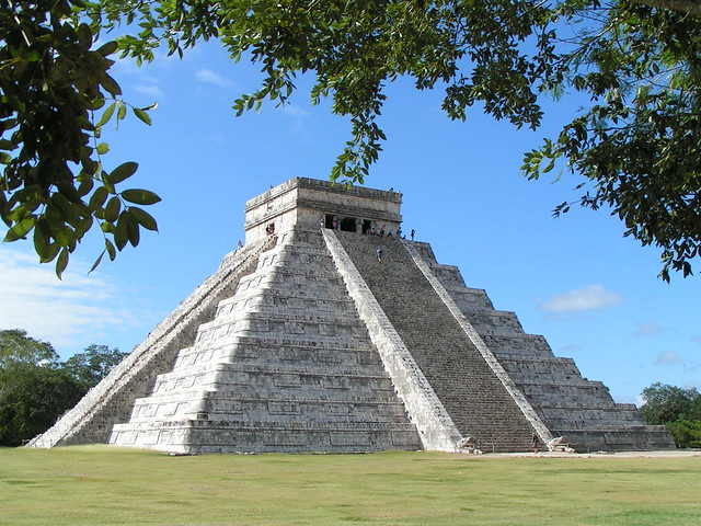 #1 of Ancient Mayan Temples