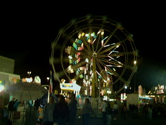 Ferris Wheel (Yakima_gulag) Tags: ferris wheel fair night