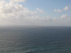 Aran Islands From Cliffs of Moher (Beppie K) Tags: ireland cliffsofmoher cliffs countyclare clare sea ocean coast aranislands blue islands atlantic clouds inishmein inismaan inishmr inismr inishoir iniseer beppiestag