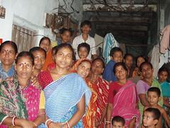 Women in village (NightrainLane) Tags: kolkata calcutta india