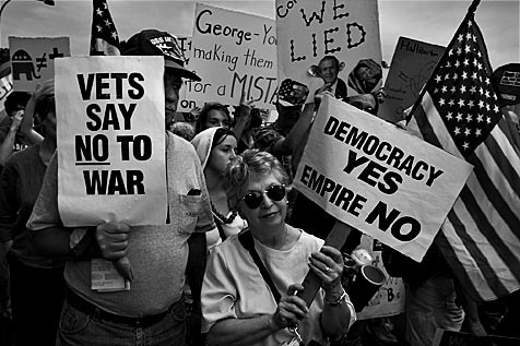 Anti-War Protests in Washington DC - III