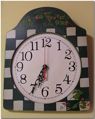 Good to be Home on DILO (Old Shoe Woman) Tags: dilosept05 usa georgia southgeorgia dilosep05 clock