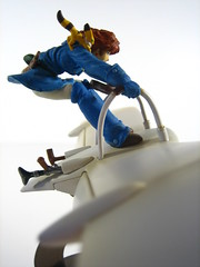 Nausicaa side view (WEBmikey) Tags: toys japan nausicaa