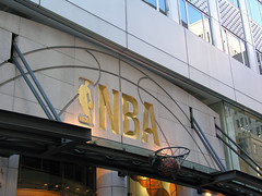 5th Avenue - NBA Store by Midnight Talker, on Flickr