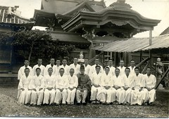 Class Photo (born1945) Tags: japan  shint