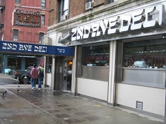 Second Avenue Deli by In Praise of Sardines, on Flickr