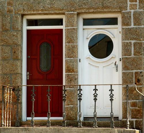 Split testing to find the best door