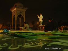 (ahmad khatiri) Tags: ramadhan almubarak all muslims around world qoran al moubarak