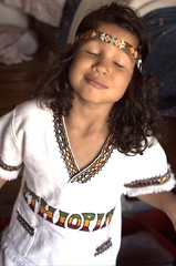 ethiopian dress (joymadison) Tags: ethiopia ethiopian ethiopiandress kids siblings girl boy jaylie jaden
