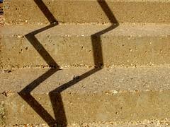 Steps (Auntie P) Tags: shadow steps vectis isleofwight cowes zigzag iow gurnard challengeyouwinner